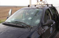 Hail-damaged-NOAA-vehicle